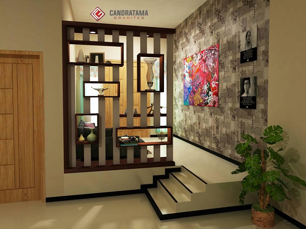 Interior Ruang Tamu Nganjuk 08113371733 Desain Interior