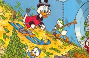 swimming-in-money