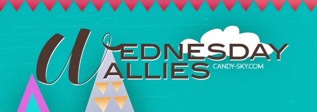 Wednesday Wallies: CandySkyCity + CandyPeaks