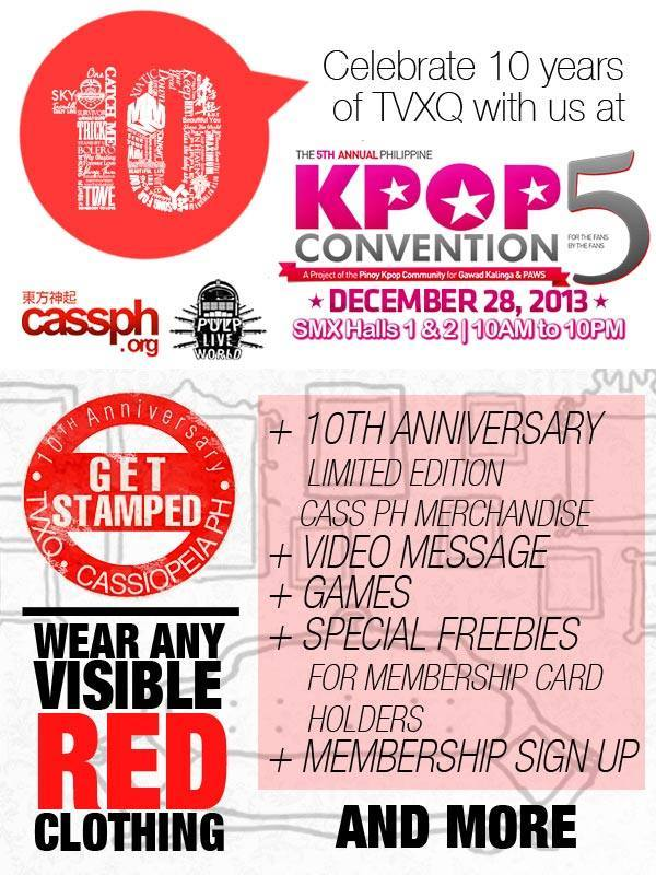 CassPH at KPOPCON