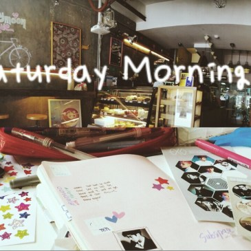 Saturday Morning♥︎