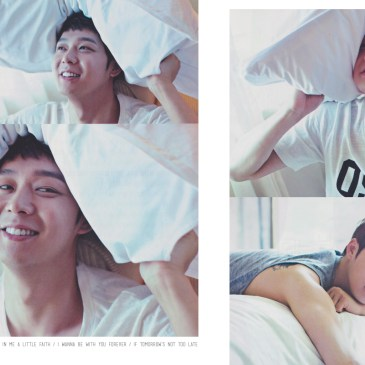 Have some YooChun on your desktop!