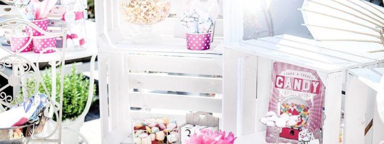 Candy Bar Zubehr fr die perfekte Hochzeit Die besten Ideen und Tipps
