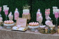 Sweet 16 Birthday Candy Buffet - Candybar Couture