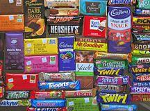 All Kinds Of Chocolate Bars – Thin Blog
