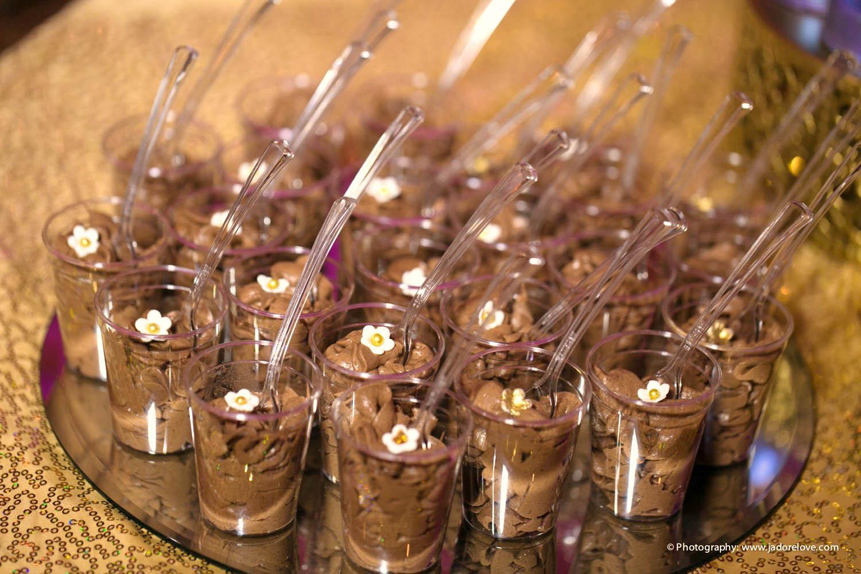 Modern Opulence Wedding Dessert Table CW Distinctive