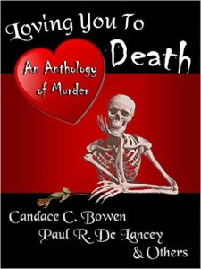 Book Cover: Loving You To Death