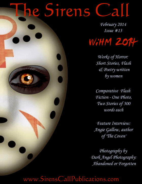 Book Cover: Wretched  (Sirens Call Publications  Women in Horror Issue  February 2014 – Issue 13)