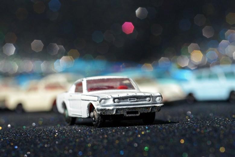 FordMustang CandyCars EvaGieselberg Fotokunst