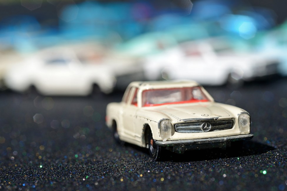 Gieselberg Mercedes Candycars Pagode