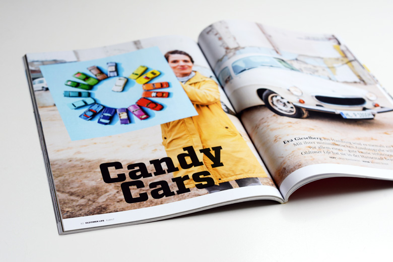 Candy Cars Oldtimer Life Presseartikel