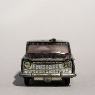 EvaGieselberg 40FACES Fiat1800Taxi