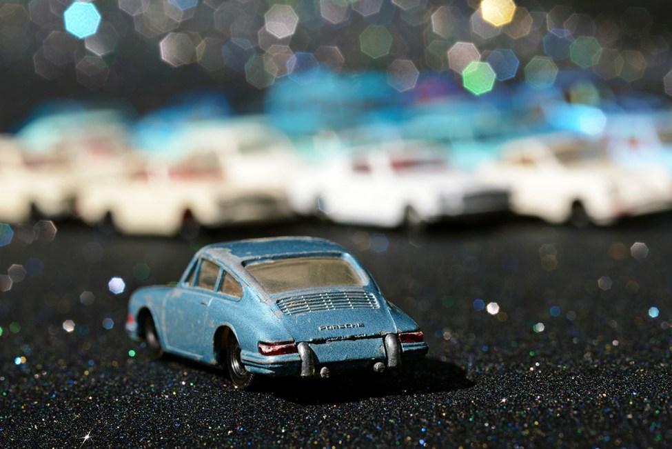 Porsche 911 Eva Gieselberg Candy Cars Spielzeugautos