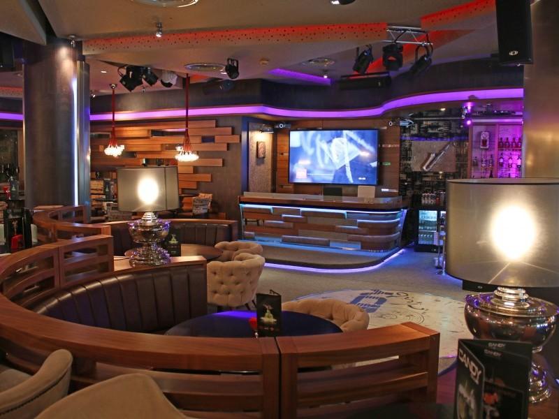 Candy Club Interior