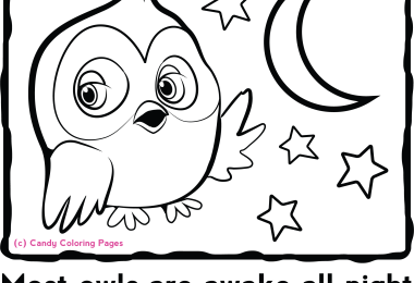 Here's a Free Printable Coloring Page!