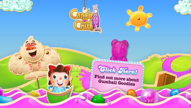 Download candy crush soda saga game