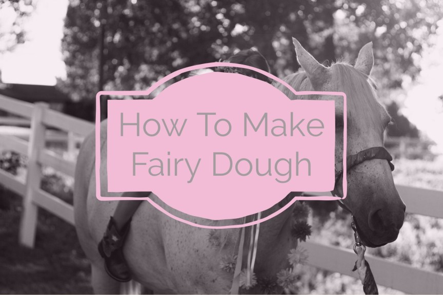 fairy dough