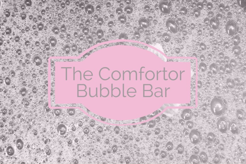 Lush Comfortor Bubble Bar