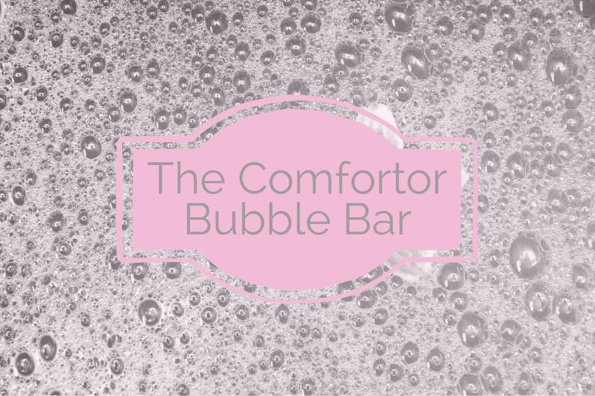 Lush Comfortor Bubble Bar