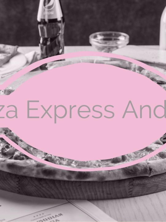 Pizza Express – Andover – Review