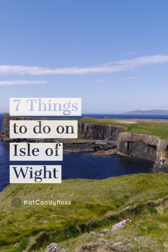 7 Things To Do On Isle of Wight