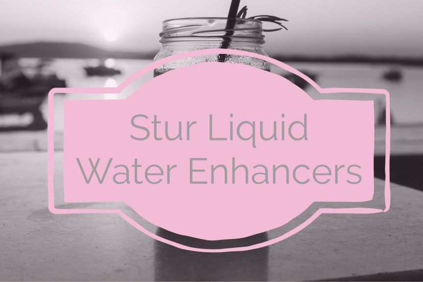 stur liquid enhancers
