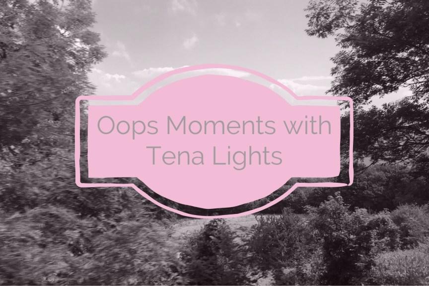 Oops moments tena lights