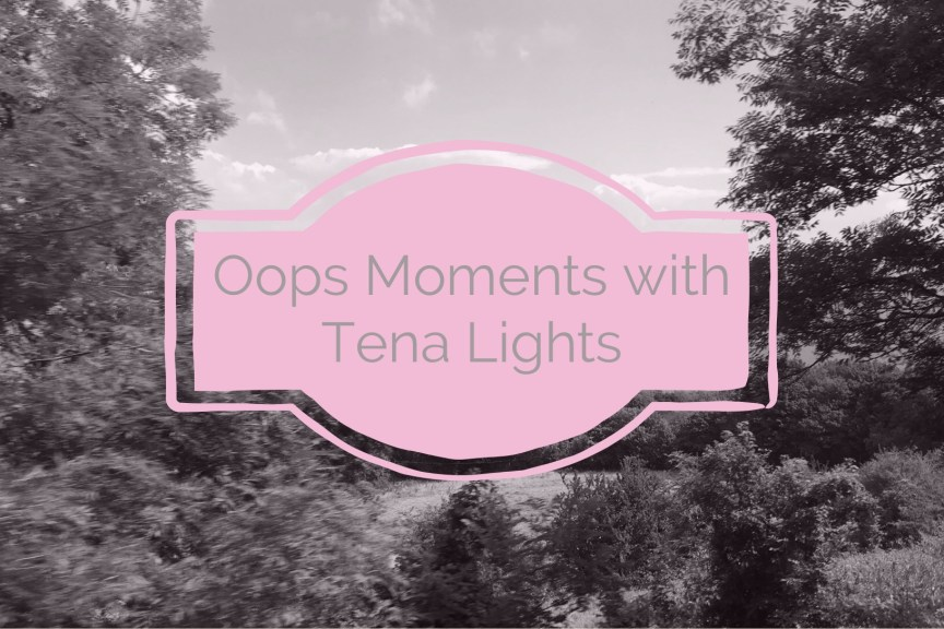 Oops moments tena lights