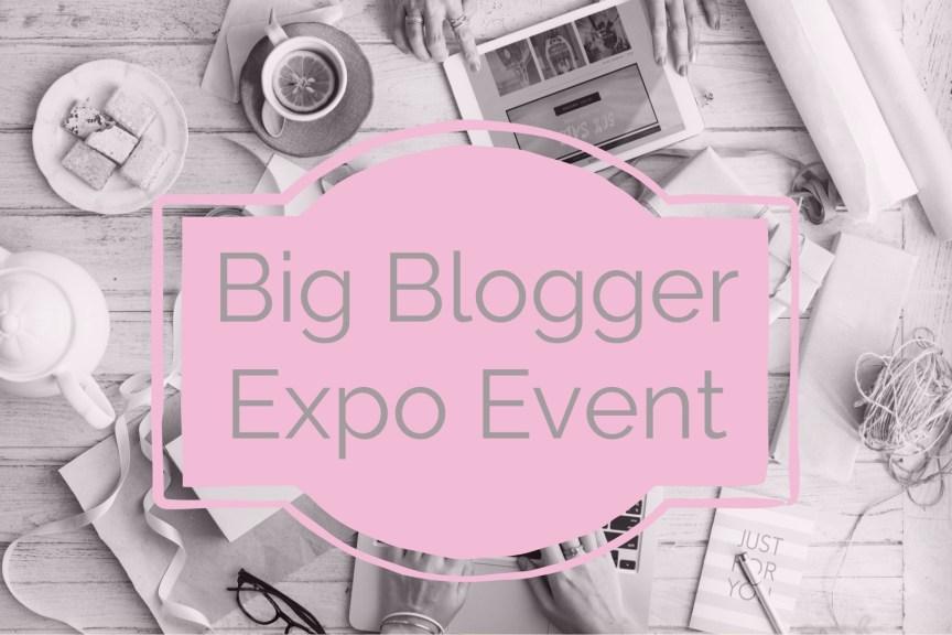 big blogger expo