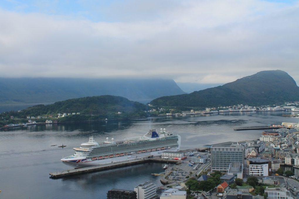 Azura, Norway Fjords, Cruising for Beginners