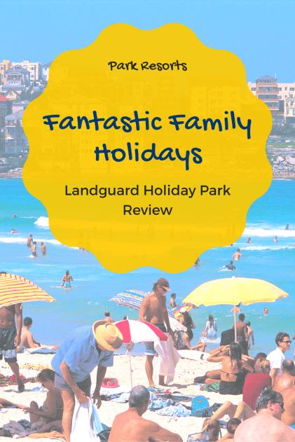 park resorts landguard holiday park, isle of wight holiday parks