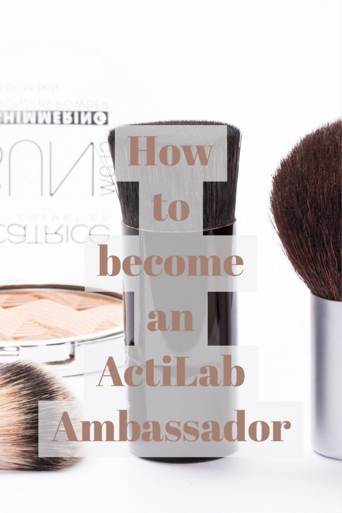actilabs ambassador, actilabs faq, how to sell makeup online, how to join actilabs