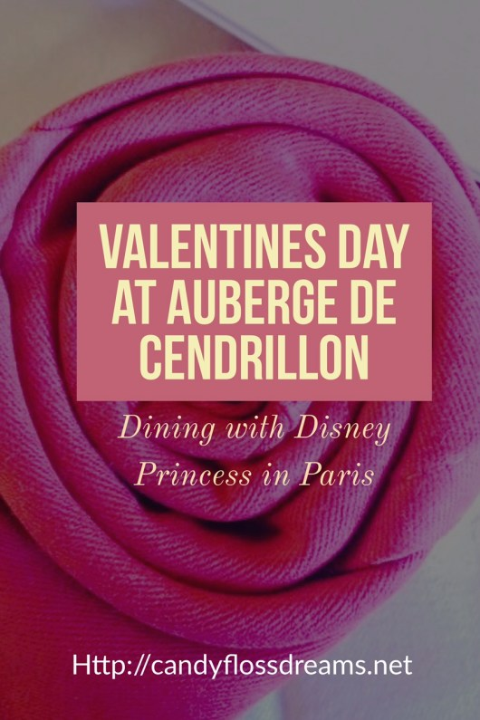 Character Dining at Disneyland Paris, Auberge De Cendrillon