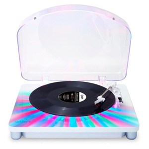 Vintage and Retro Inspired Turntables