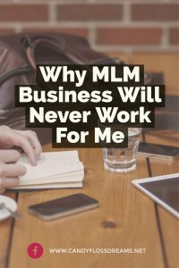 Why I Don't Believe in MLM Anymore