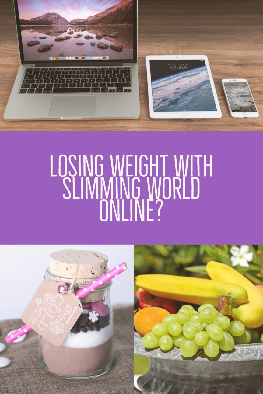 Does Slimming World Online Really Work, Losing Weight with Slimming World Online