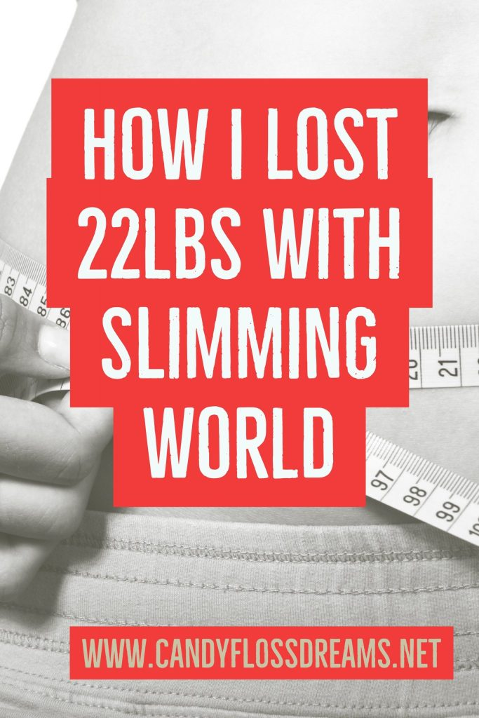 How I Lost 22lbs With Slimming World