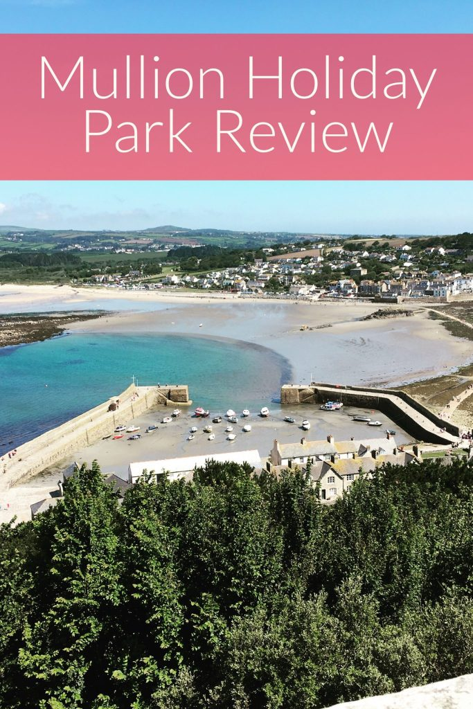 Park Dean Resorts Mullion Holiday Park Cornwall