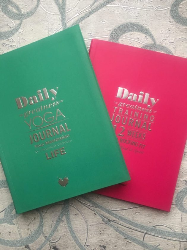 Daily Greatness Yoga Journal, My Guide to 11 Perfect Planners for 2018