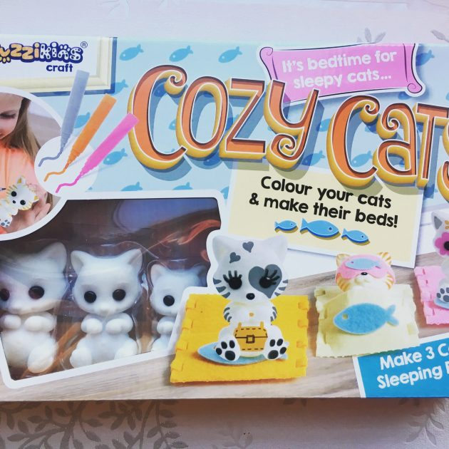 cozy cats review