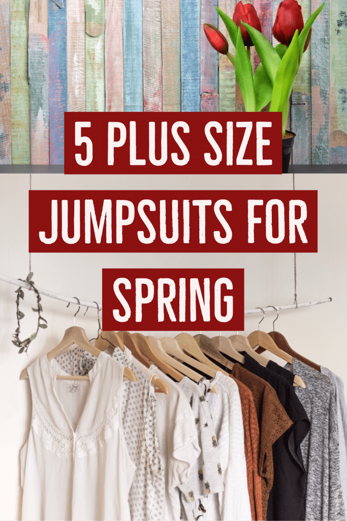 5 plus size jumpsuits for spring