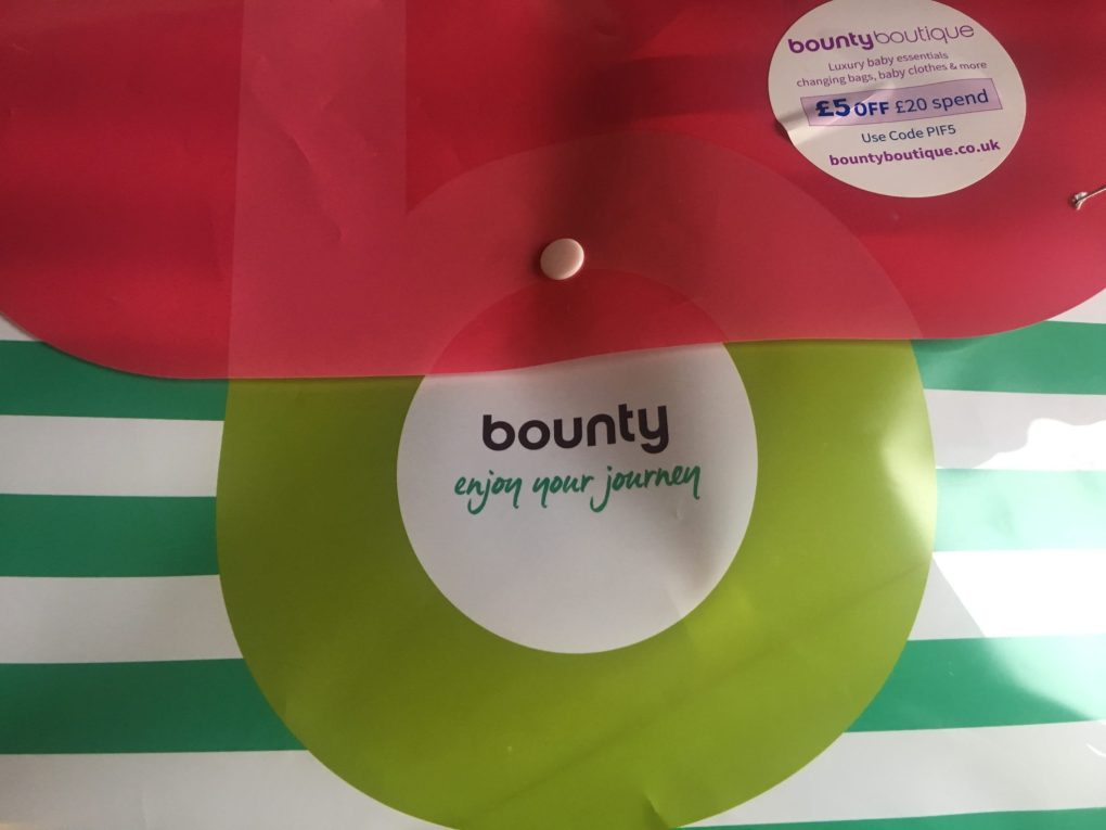 first trimester bounty back, maternity notes