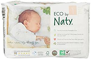 Naty Eco Nappies, New Baby Essentials
