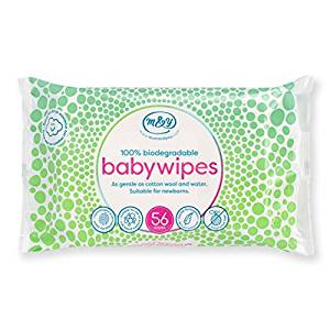 mum and me baby wipes, biodegradable baby wipes, new baby wishlist
