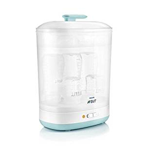Avent Electric Steam Steriliser, New baby wishlist
