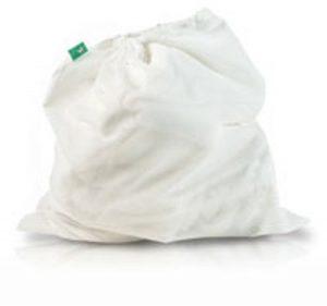 Mesh Laundry Bag for TotsBots Lidded Nappy Bin, New Baby Wishlist