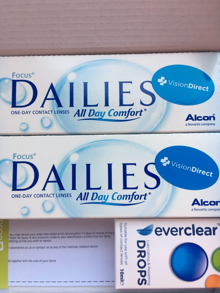 vision direct focus dailies all day comfort contact lenses
