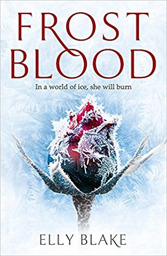 Frost Blood, Young Adult Books I love