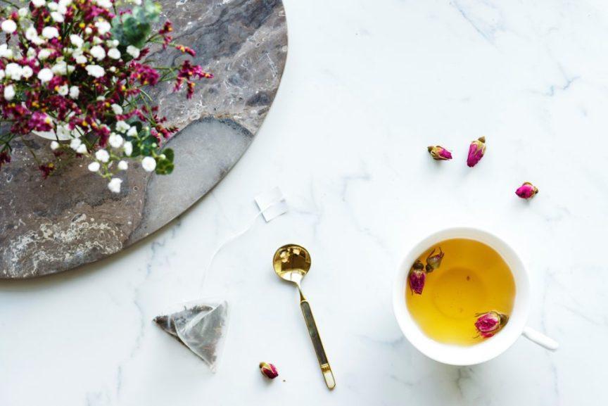 spa, green tea