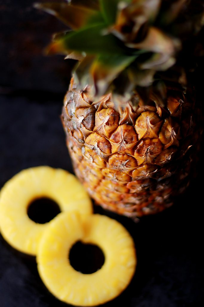 Eating fresh pineapple might help to induce labour